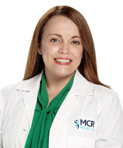 Delia Olivera, Pharmacy Manager